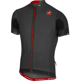Castelli Aero Race 4.1 Solid FZ Jersey Men anthracite